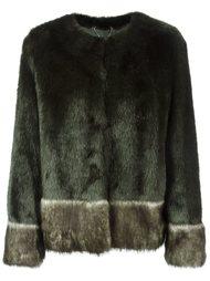 куртка из искусственного меха Twin-Set