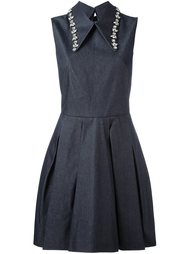 декорированное платье  McQ Alexander McQueen