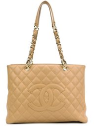 сумка-тоут 'GST' Chanel Vintage