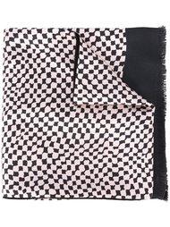 шарф в клетку Haider Ackermann