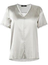 блузка с V-образным вырезом Steffen Schraut