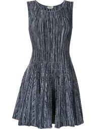 расклешенное платье  Fendi