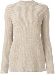свитер в рубчик Carven
