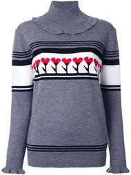 свитер-водолазка  Markus Lupfer