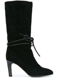ботинки с декоративной шнуровкой Chloé