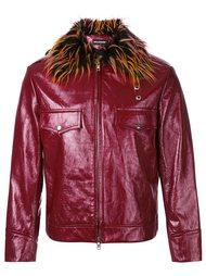 кожаная куртка Nicopanda