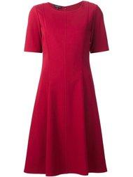 расклешенное платье Lafayette 148