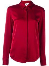классическая рубашка DKNY