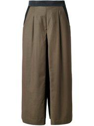 укороченные брюки-палаццо Guild Prime