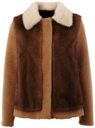 fur jacket  Blancha