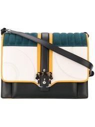 стеганая сумка на плечо Paula Cademartori