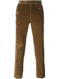 вельветовые брюки  MSGM