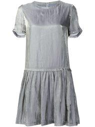 платье с мятым эффектом  Opening Ceremony
