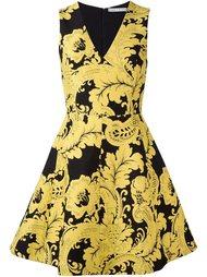 платье c V-образным вырезом   Alice+Olivia