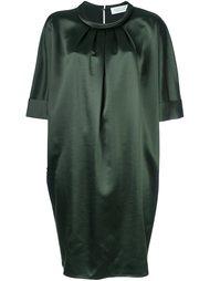 платье шифт со складками Gianluca Capannolo