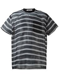 футболка в полоску Givenchy
