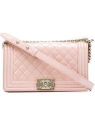 сумка через плечо 'Boy' Chanel Vintage