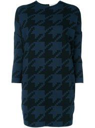 пуловер с ломаную клетку Gianluca Capannolo