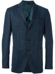 пиджак с накладными карманами Etro