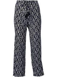 укороченные брюки 'Zamba' Figue