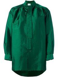 блузка с завязками на горловине Ashish