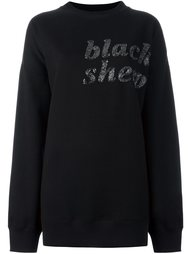 толстовка 'Black Sheep' Ashish