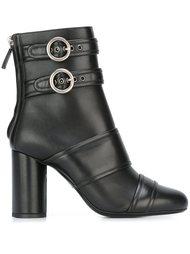 ботинки с пряжками Lanvin