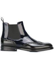 ботинки челси с перфорацией Church's