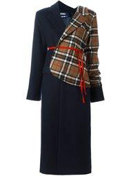 лоскутное пальто Jacquemus