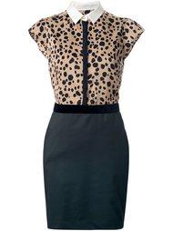 платье-футляр с леопардовым принтом Guild Prime