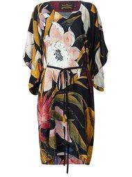 платье с цветочным принтом  Vivienne Westwood Anglomania