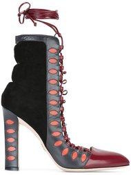 ботинки по щиколотку 'Warrior' Paula Cademartori