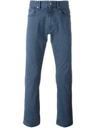 джинсы кроя слим Incotex