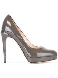 туфли на шпильке  Fendi