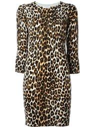 платье леопардовой расцветки Equipment