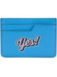 кошелек для карт 'Yes No' Anya Hindmarch