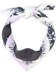 шарф с принтом Emilio Pucci Vintage