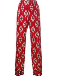 пижамные брюки с узором For Restless Sleepers
