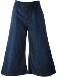 джинсовые кюлоты Diesel