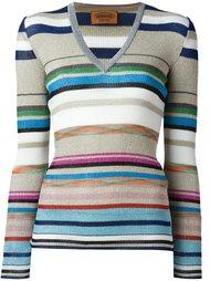 свитер в полоску  Missoni