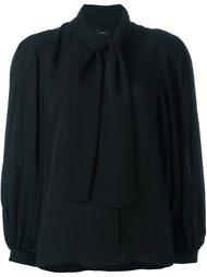 блузка с завязками Joseph