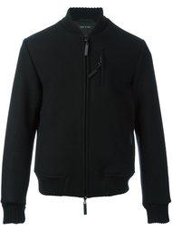 куртка-бомбер на молнии  Emporio Armani