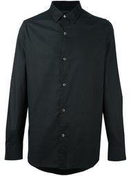 классическая рубашка Ann Demeulemeester Grise