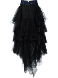 юбка асимметричного кроя  Natasha Zinko