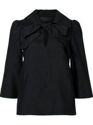 блузка с бантом Co