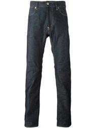 джинсы с панельным дизайном Junya Watanabe Comme Des Garçons Man