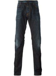 выбыленные джинсы  Emporio Armani
