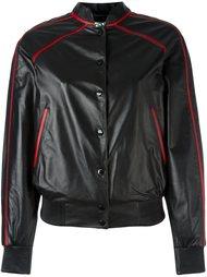 куртка с вышивкой  Kenzo