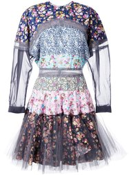 платье с юбкой из тюля Natasha Zinko