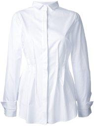 рубашка со складками Antonio Berardi